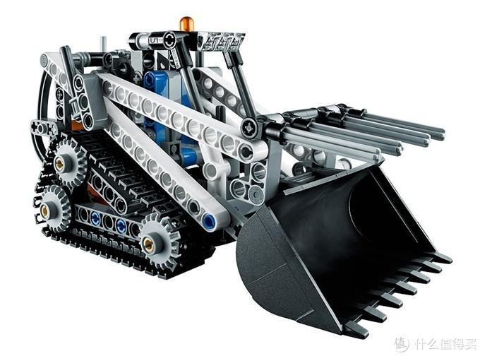 42032 紧凑型履带式装载机