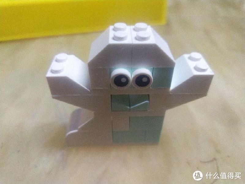 Classic系列:10696经典创意中号积木盒