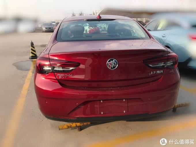 别克君威:加置换补贴打7.5折,车主称1.5T油耗9个多