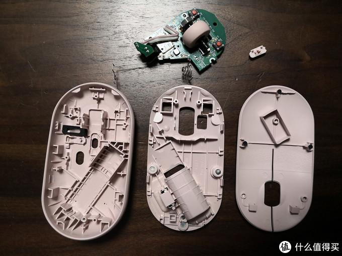 图2:这鼠标很好拆