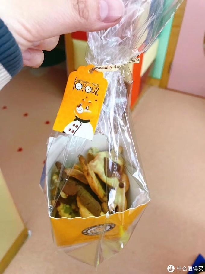自制动物饼干