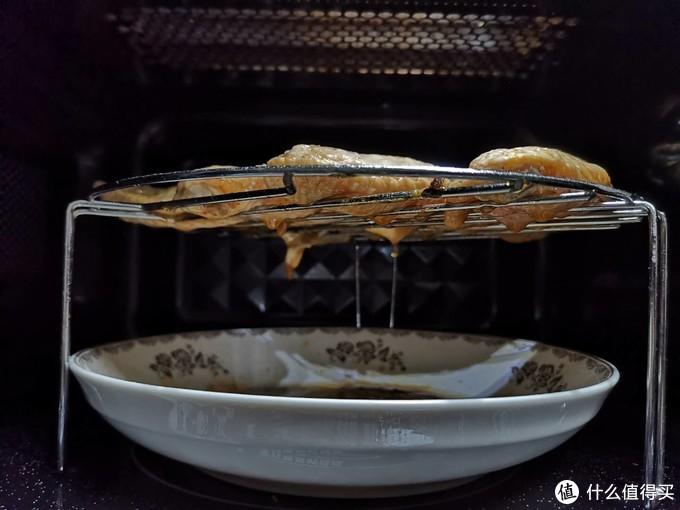烤鸡翅膀呀,我最爱吃——微波炉鸡翅菜单使用实录