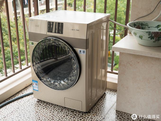 这款高端洗烘一体滚筒洗衣机,杀菌洗、羊毛洗样样行