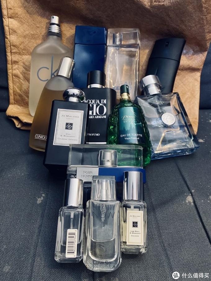 如果信任的话,在我有的香水里有想知道香感的话,可以交流~