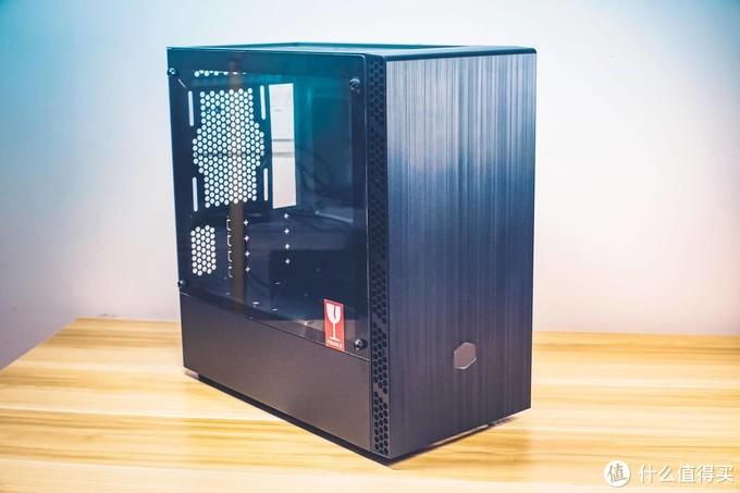 酷冷至尊MB400L装机体验:小体积+侧透+合理结构,很强势的200元机箱