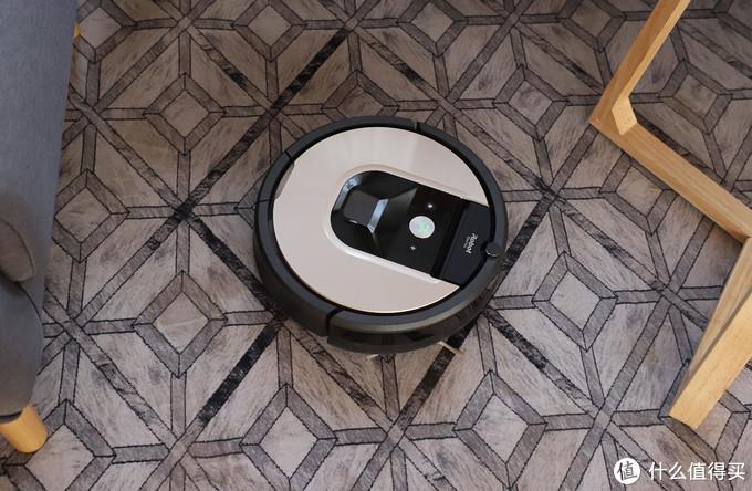 测评|感谢智能iRobot961扫地机拯救懒癌的我