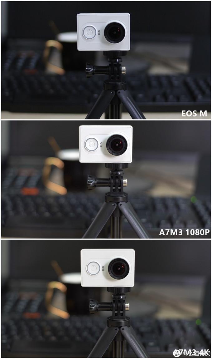 视频画质对比