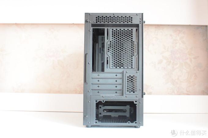 夏天到了,ITX小钢炮搬进M-ATX大别墅,酷冷至尊MB400L智瞳机箱装机体验