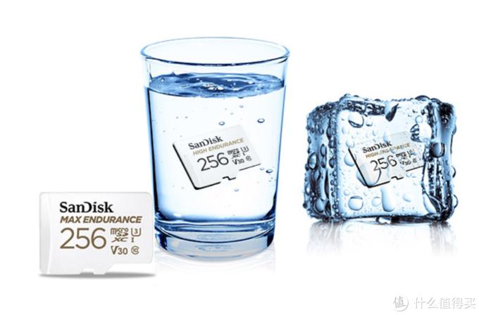 最长15年质保、最高256GB:Sandisk 闪迪 推出 MAX ENDURANCE存储卡
