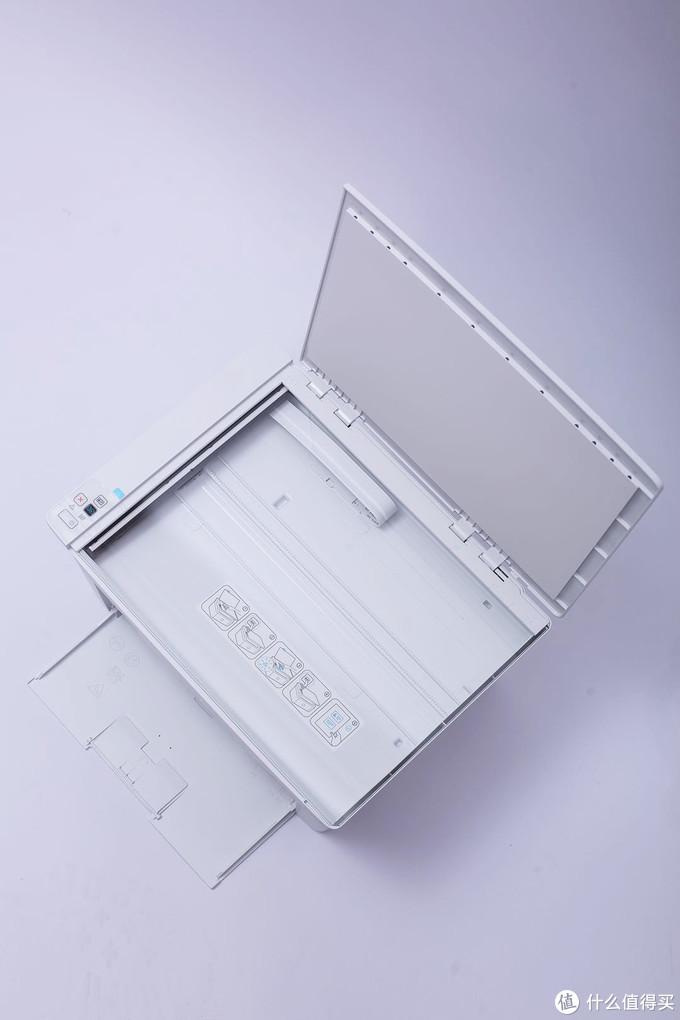既不占地方又功能齐全,HP M29a开箱