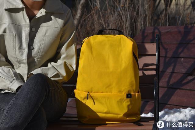 春季踏青,你还缺一个能装又便宜的小米背包