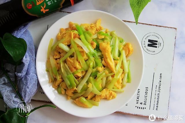3月不懂吃这食材可惜了,用来炒蛋最鲜美,好吃易消化,对脾胃好