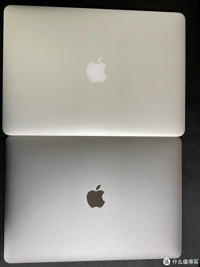 买在14寸Mac发布之前,2019款RMBP带bar开箱附2015款对比