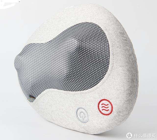 90后的办公室养生大法,Easewell鹅软石按摩枕测评