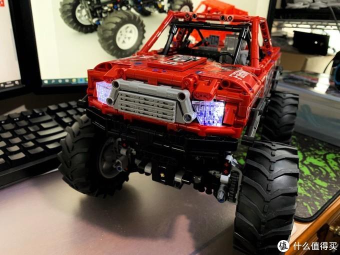 国产科技组香不香(五)——信宇怪兽卡车