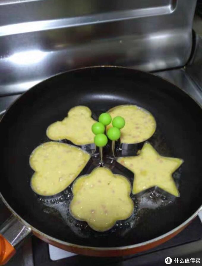 煎蛋模具!精致生活从精致早餐开始!