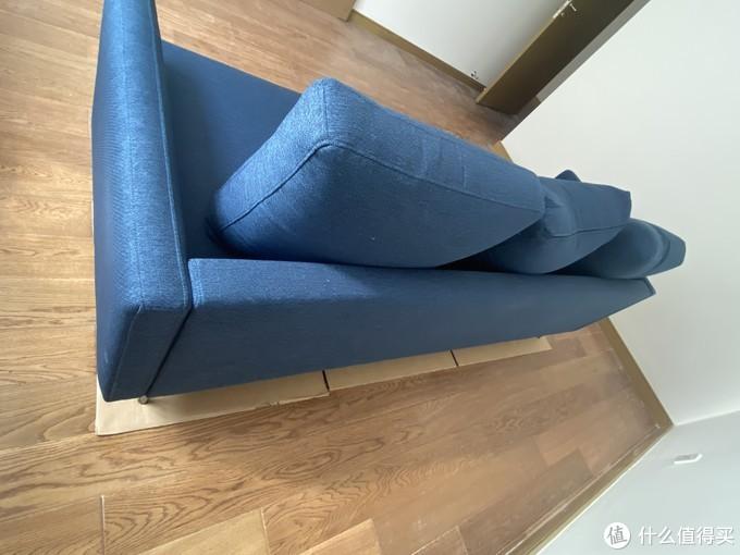 年轻人的第一张沙发OR第二张床?!8H Clean抗菌时尚布艺沙发之轻体验!