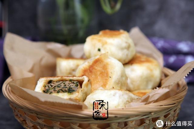 """最馋这用水""""煎""""熟的包子,外焦里嫩,做1锅也能吃光"""