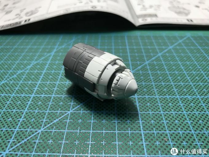 太阳炉好像是MG双蛋的造型,依旧可以装灯,套件不附带,需要另行购买