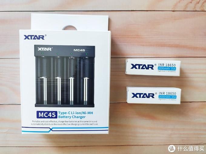 XTAR MC4S电池充电器:充电更健康更安全