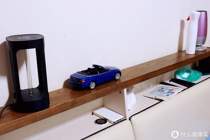 颜值效果俱佳的小米生态系紫外线消毒灯开箱测评
