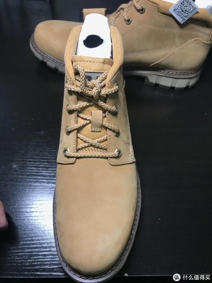 年货之下一个五年—CAT GOLD RUSH工装靴