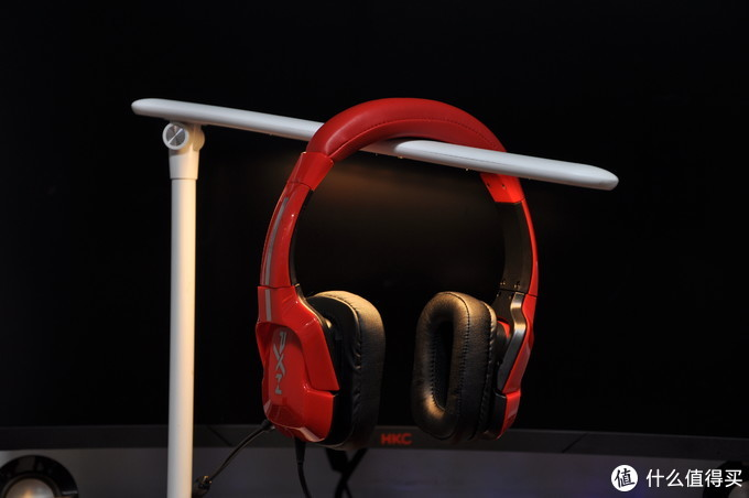 莱仕达-头戴式游戏耳机开箱试听