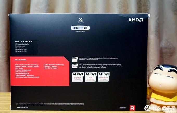 千元显卡如何选——XFX RX590 GME 8G黑狼版vs GTX1650 SUPER对比详测