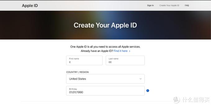 如何快速注册一个美区 apple id