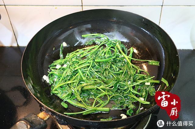 这个菜有些人只吃叶子,而有些人只吃茎,你怎么吃的?