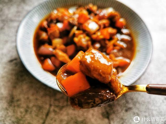 喜欢吃卤肉饭的亲,试试这道翻版卤肉,省时省力,味道不比卤肉差