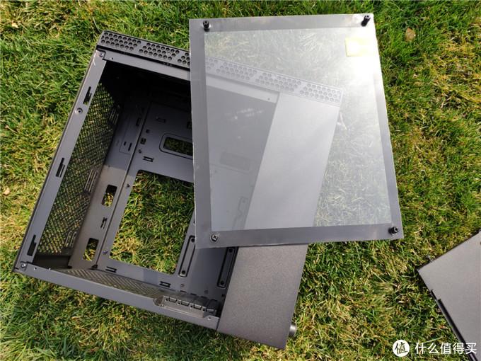 酷冷至尊MB400L智瞳机箱开箱:简约设计打造酷炫机箱