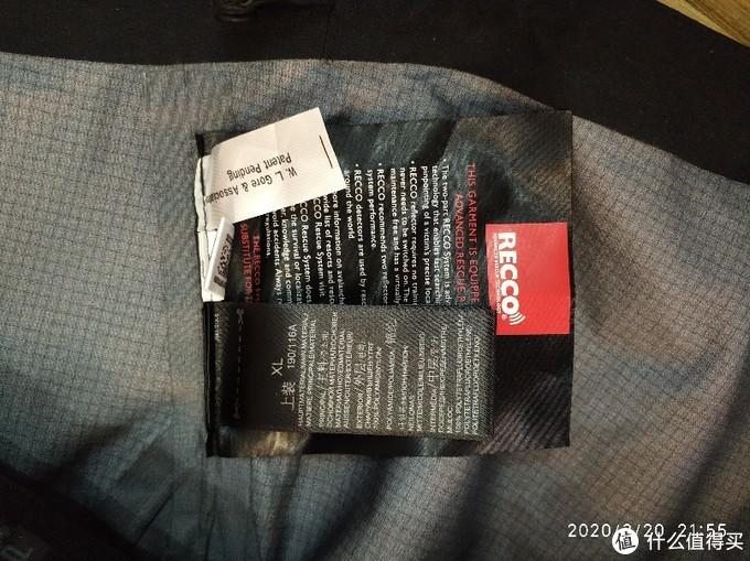 adidas保时捷设计冲锋衣简单开箱