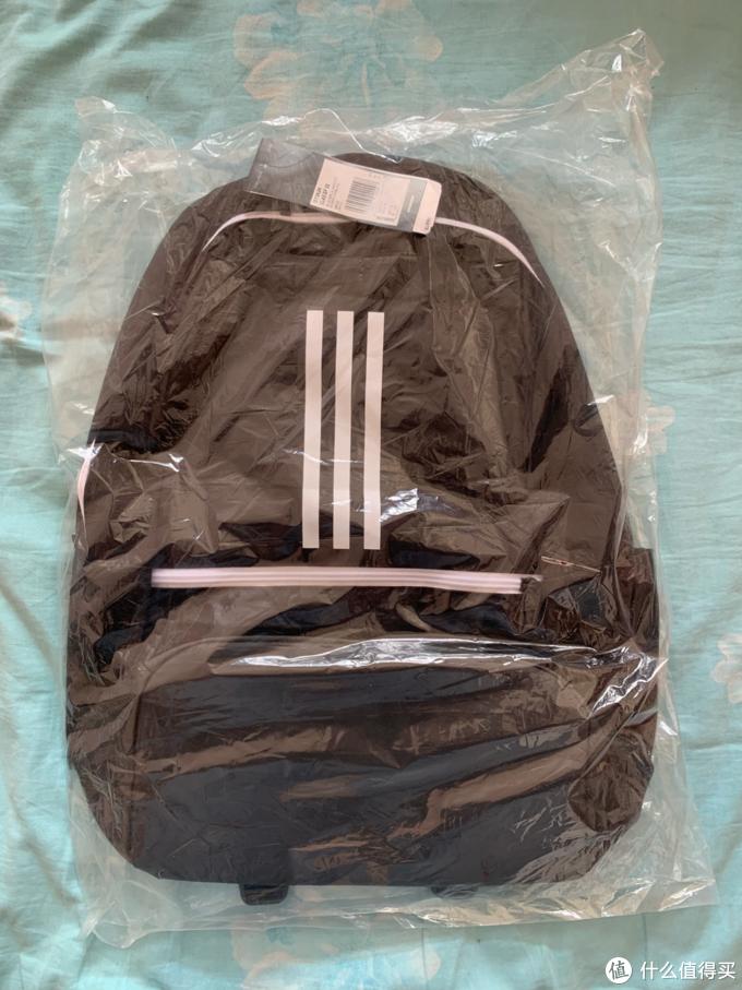图书馆猿の阿迪达斯 (Adidas) DT2626 中性双肩包 简单晒