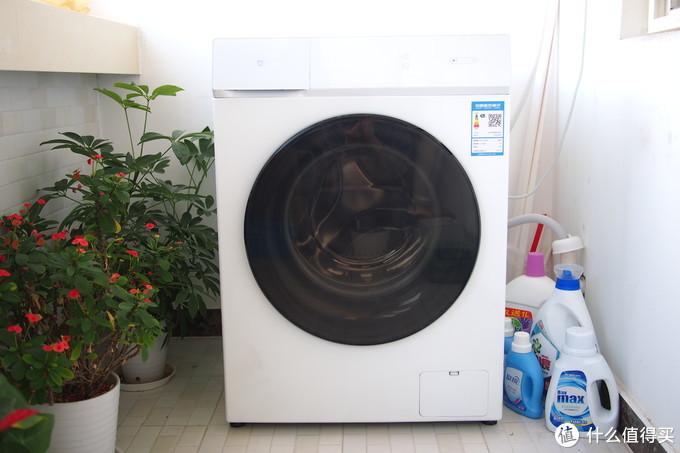 一句话启动洗衣:米家互联网洗洪一体机与小爱同学联动