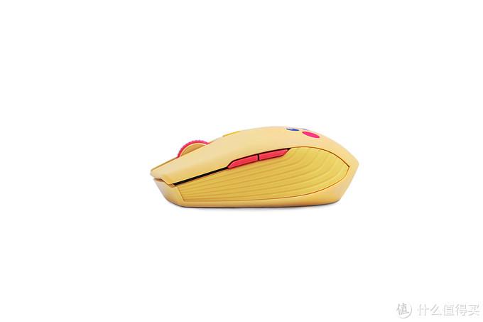 Razer×宝可梦=萌到爆的刺鳞树蝰与皮卡丘的限定版无线鼠标!