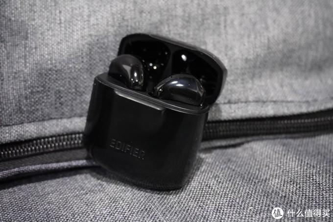 漫步者lollipods真无线蓝牙耳机,轻巧便携性价比杠杠的