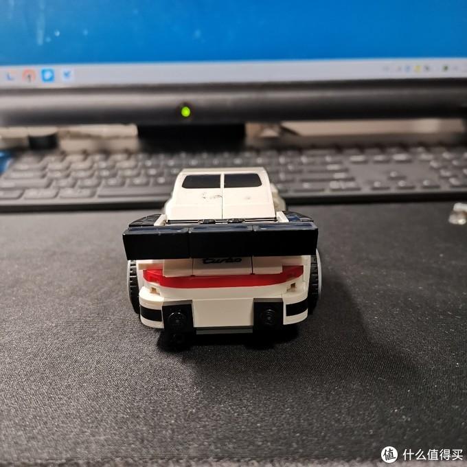 lego speed系列75895保时捷911