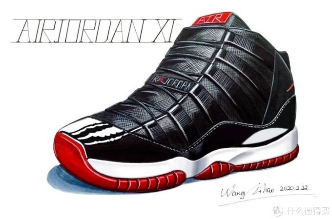 社区精选 | 三位篮球巨星的球鞋手绘作品