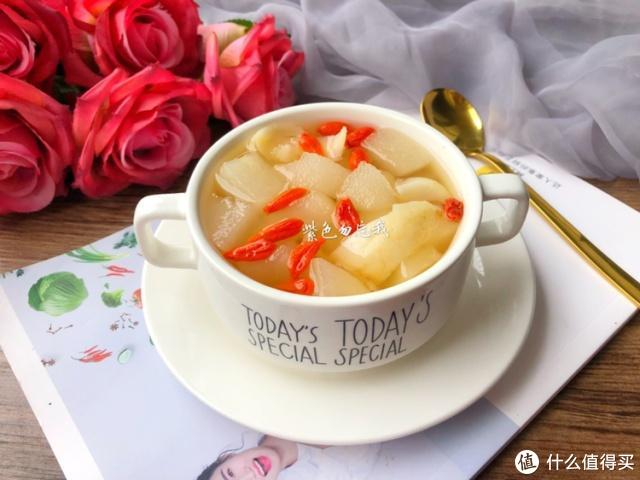 春季,要多喝这碗甜汤,口感清甜,孩子喜欢