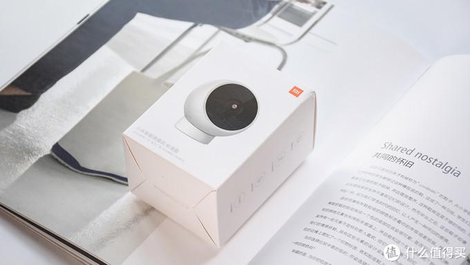家庭安防小帮手 小米智能摄像机标准版
