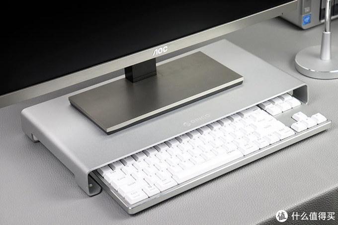 """看电脑脖子疼,需要给屏幕""""外增高"""",2款纯铝合金支架""""传家宝""""体验"""
