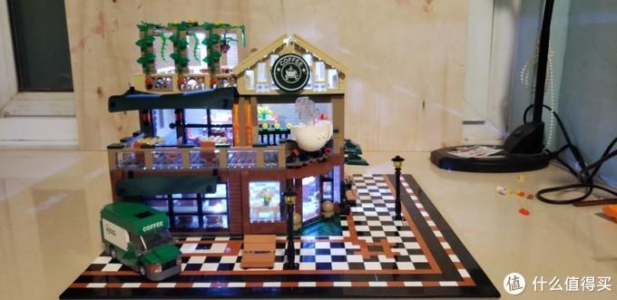 森宝601093咖啡厅评测