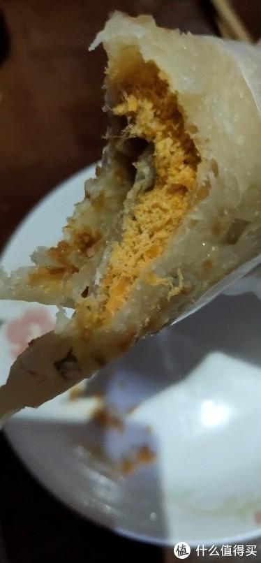 梅干菜烧饼/肉松饼早餐 手抓饼 葱油饼 鸡蛋饼 早餐小吃