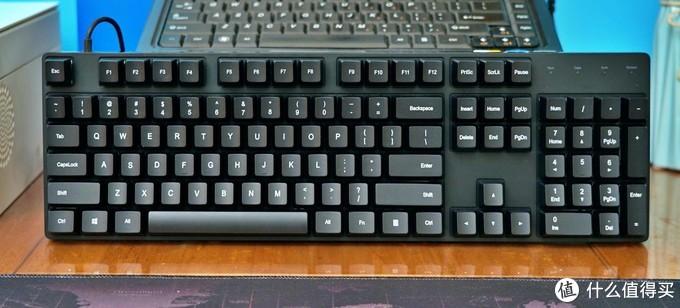 低噪Q弹打字舒适:小米红轴机械键盘CHERRY版上手体验