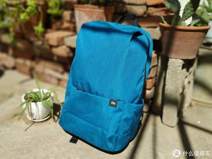 小米小背包20L版上市,你的下一个小背包,何必一定要小?