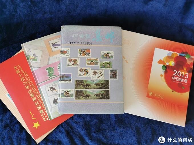 散装的集邮者的邮票分享