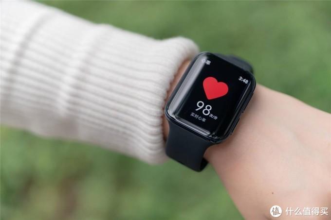 OPPO首款智能手表真的来了,美的与众不同