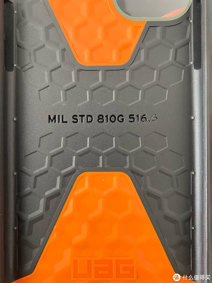 UAG陨石系列iPhone11保护壳上手体验(橄榄绿)