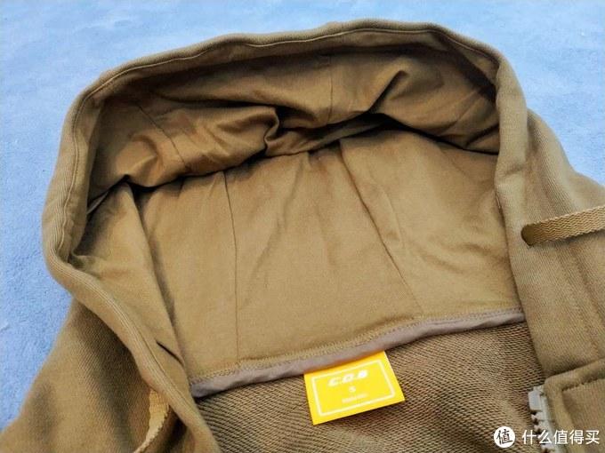 战术时尚风--CQB前哨卫衣体验